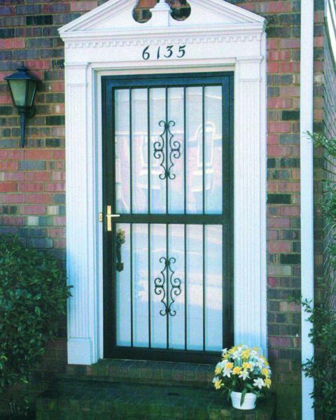 Doors wholesale vinyl and aluminum for Vinyl storm doors