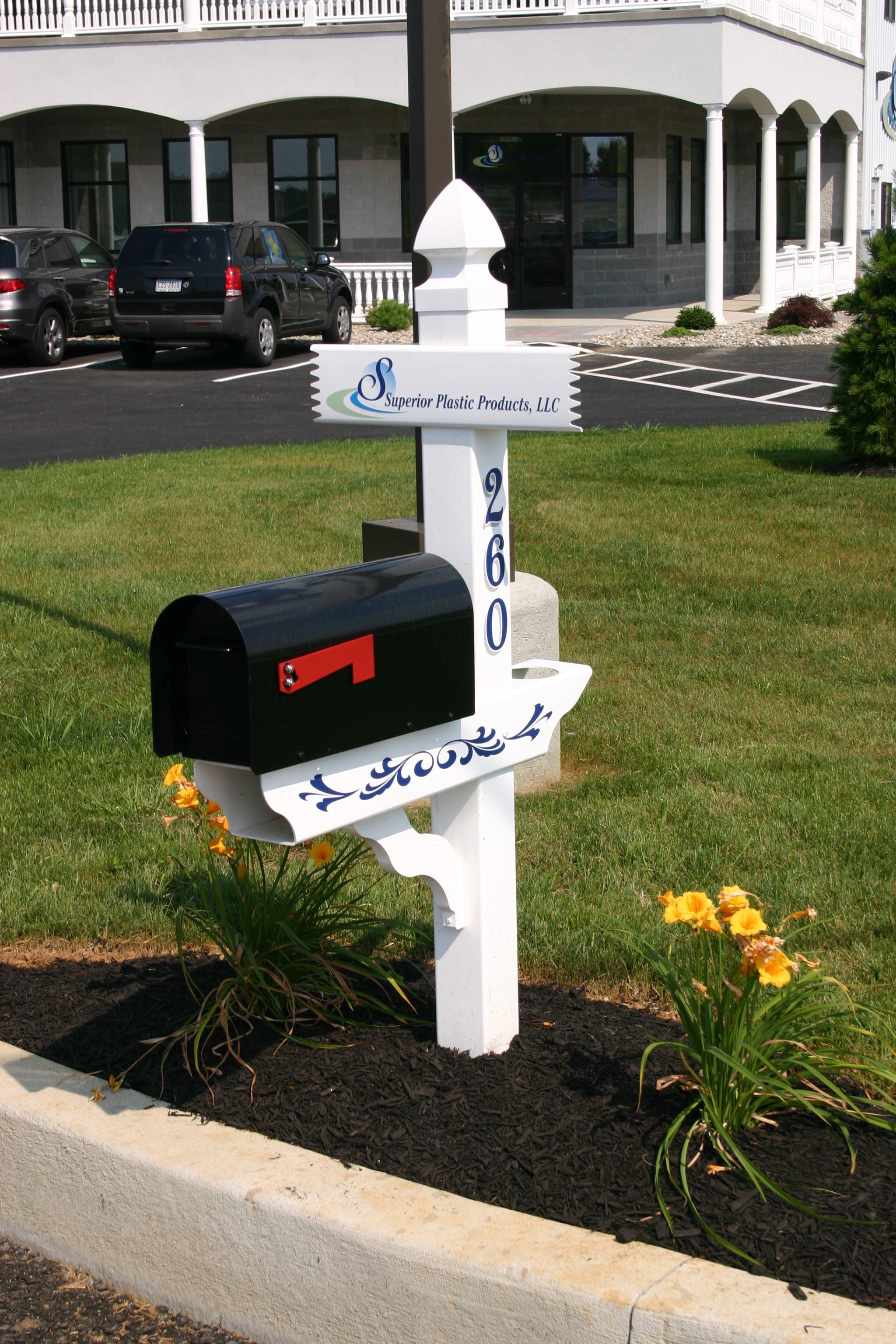 Vinyl Mail Boxes