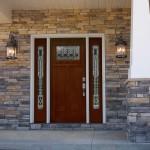 Signet Fiberglass Door 3-003