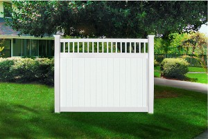 Vermont II Privacy Fence