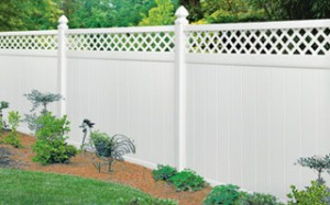 Addison II Privacy Fence
