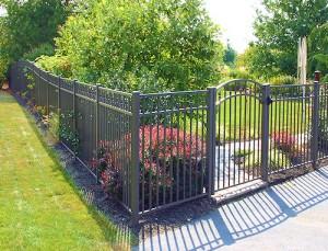 Keylink Aluminum Fence 187 Wholesale Vinyl And Aluminum