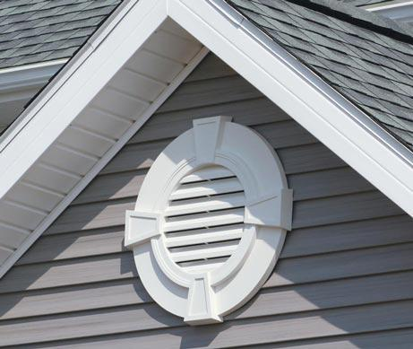 Gable Vent 187 Wholesale Vinyl And Aluminum