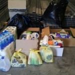 Donations are coming in for victims of Hurricane Sandy